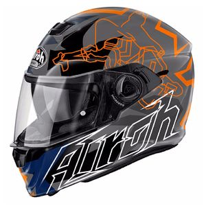 Casque STORM - BIONIKLE  Orange