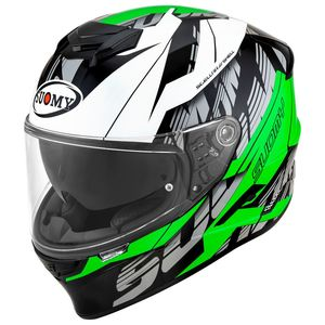 Casque STELLAR - CORNER  Green