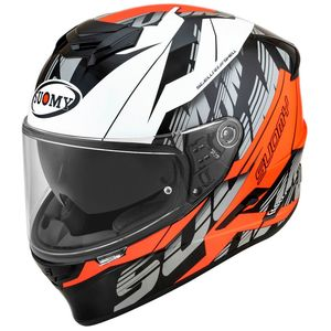 Casque STELLAR - CORNER  Orange