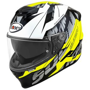 Casque STELLAR - CORNER  Yellow