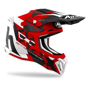 Casque cross STRIKER - XXX - RED GLOSS 2021 Red