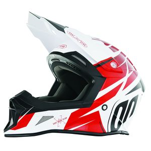 Casque cross STRIKER EXOD ROUGE  2018 Rouge