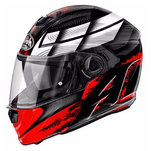 Casque STORM - STARTER  Rouge