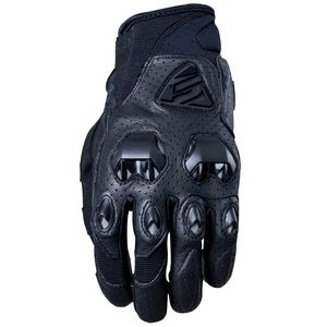 Gants STUNT EVO LEATHER AIR  Noir