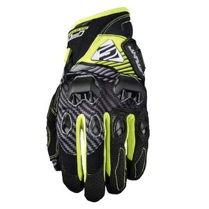 Gants Five Stunt Evo Replica Fiber Fluo