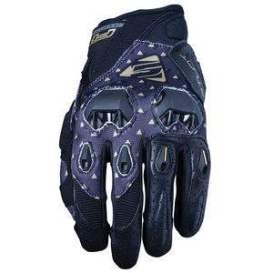 Gants STUNT EVO REPLICA FLOWER WOMEN  Black