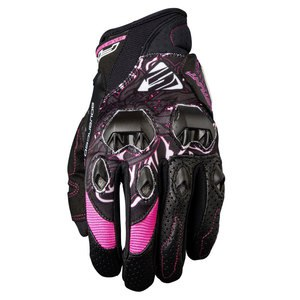 Gants STUNT EVO REPLICA FLOWER WOMEN  Rose