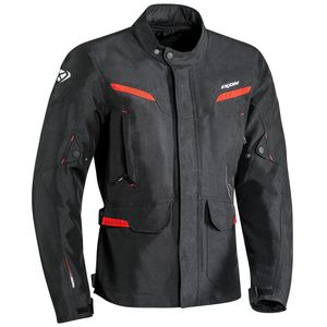Veste SUMMIT 2  Noir/Rouge