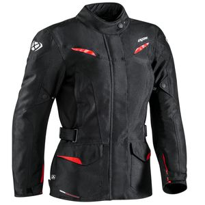 Veste SUMMIT 2 LADY  Noir/Rouge