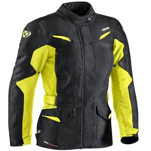 Veste SUMMIT 2 LADY  Noir/Jaune