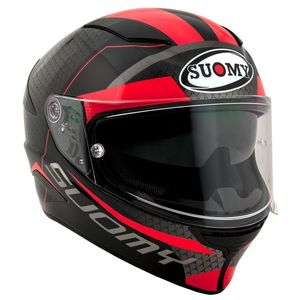 Casque SPEEDSTAR - RAP  Red