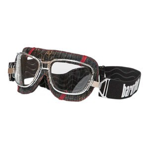 Lunettes moto SUPERCOMPETITION RAMSETE  Marron/Rouge