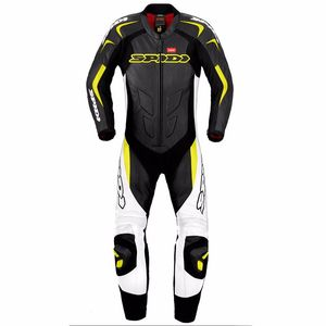 Combinaison SUPERSPORT WIND PRO FLUO  Noir/Jaune