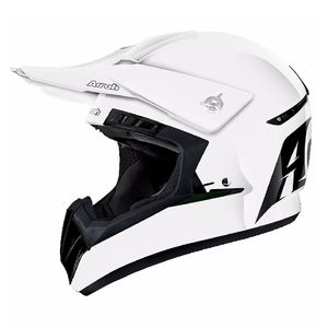Casque cross SWITCH - COLOR  - WHITE 2018 Blanc