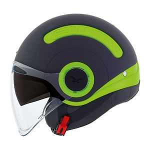 Casque Nexx Switx - Sx.10 - Plain - Neon Green Matt