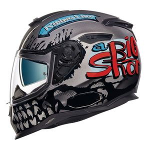 Casque SX.100 - BIG SHOT  Dark Grey