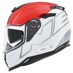 Casque Nexx Sx.100 - Orion - White