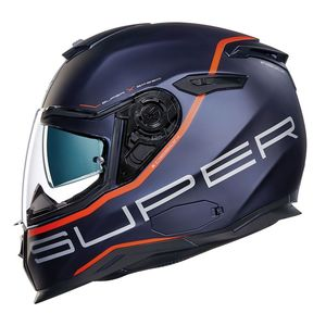 Casque Nexx Sx.100 - Superspeed - Navy Blue