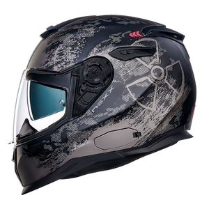 Casque Nexx Sx.100 - Toxic - Black
