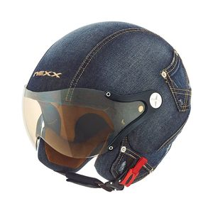 Casque Nexx Sx.60 - Denim Jeans