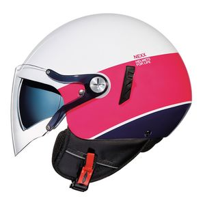 Casque Nexx Sx.60 - Smart 2 - White