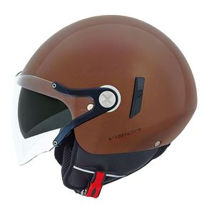 Casque SX.60 - VISION FLEX 2 - COLOR GLOSS  Chocolate Brown