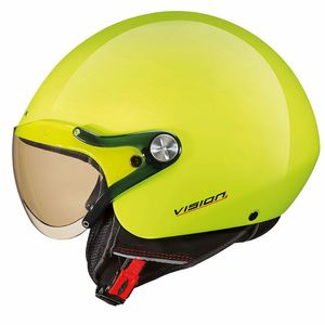 Casque X.60 - VISION PLUS - FLUO  Neon Yellow