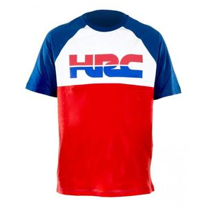 T-Shirt manches courtes HRC  Navy White Red