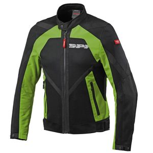 Blouson Spidi Netstream Green