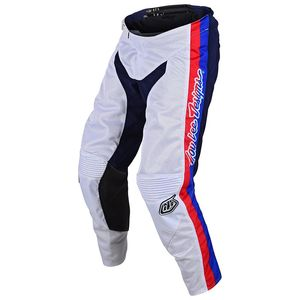 Pantalon cross GP AIR - PREMIX 86 - WHITE 2019 Blanc