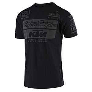 Tee-Shirt TEAM KTM  Noir