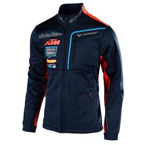 Sweat TEAM POLAR KTM  Bleu