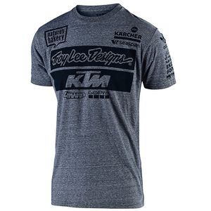 Tee-Shirt TEAM KTM ENFANT  Gris