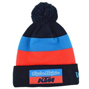 Bonnet TEAM POM BLOCK KTM  Bleu