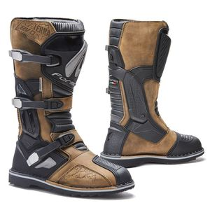 Bottes cross TERRA EVO WATERPROOF MARRON 2021 Marron