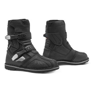 Bottes cross TERRA EVO LOW WP - BLACK 2020 Noir