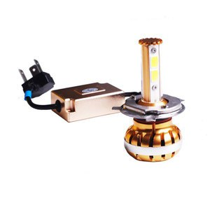 Ampoule TG FEU A LED GOLD H4