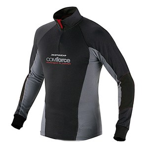 Maillot Technique THERMO  Noir