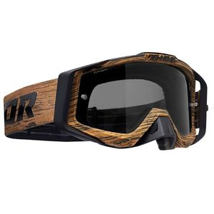 Masque cross WOODY SNIPER PRO - BROWN 2020 Brown