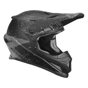 Casque Cross Thor Sector Hype Black Charcoal 2019