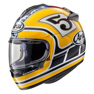 Casque CHASER X - EDWARDS LEGEND  Yellow