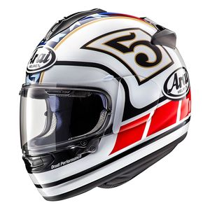 Casque CHASER X - EDWARDS LEGEND  White