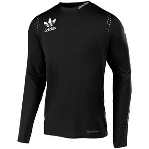 Maillot cross ULTRA L/S - ADIDAS TEAM - BLACK 2019 Noir