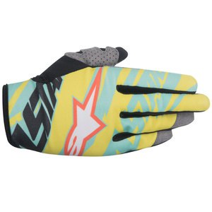 Gants Cross Alpinestars Racer Eli Tomac Edition Limitee 2015