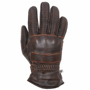 Gants TORONADO - cuir Pull Up  Marron