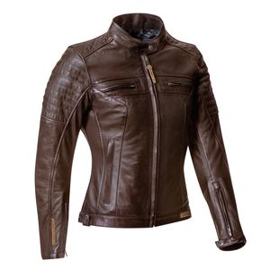 Blouson TORQUE LADY  Marron