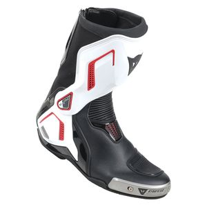 Bottes TORQUE D1 OUT LADY  Black/White/Red