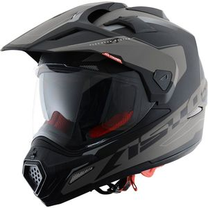 Casque CROSS TOURER MATT  Noir mat