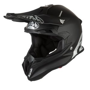 Casque cross TERMINATOR OPEN VISION - BLACK MATT 2018 Noir/Mat