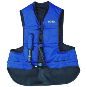 Gilet Airbag AIRNEST COLORS  Bleu Royal